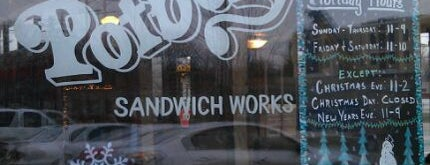 Potbelly Sandwich Shop is one of BloNo.