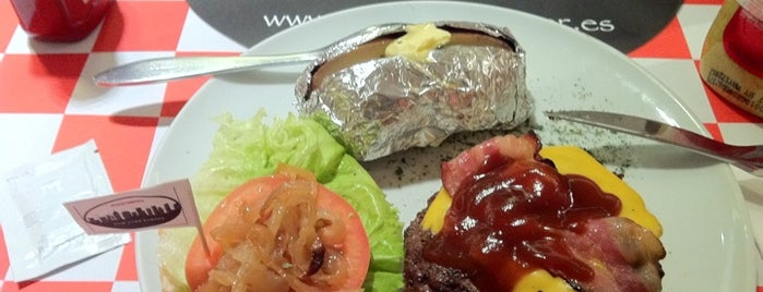 New York Burger is one of Spain Luxury, Cool & Chic.