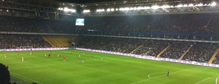 Ülker Stadyumu Fenerbahçe Şükrü Saracoğlu Spor Kompleksi is one of Soccer Stadiums.