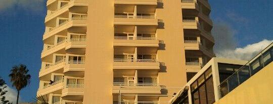 Hotel Raga is one of Locais curtidos por L.