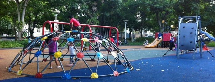 Playground @ Telok Kurau Park is one of Locais curtidos por Ian.