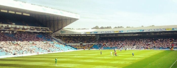 Elland Road is one of Soccer Stadiums.