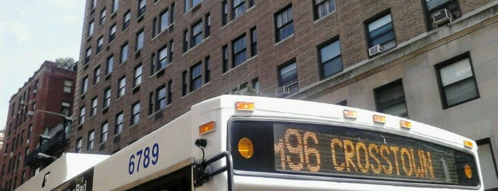 MTA Bus - M96 is one of Orte, die Crystal gefallen.