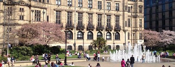 Peace Gardens is one of Posti salvati di Flirtify.