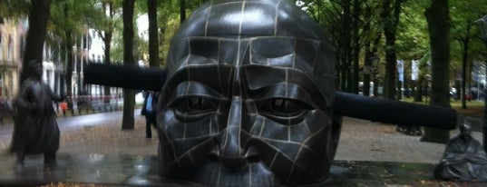 Den Haag Sculptuur is one of Nizozemí.