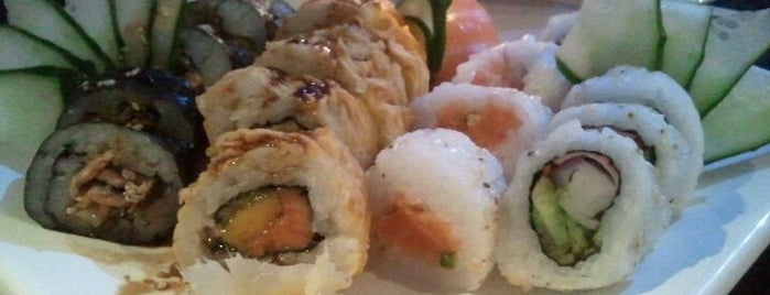 Fly Sushi is one of Restaurantes con Descuento reservando online.