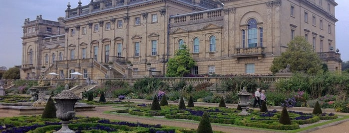Harewood House is one of Posti salvati di Sevgi.