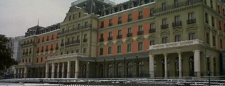 Palais Wilson is one of Your local guide to Geneva.