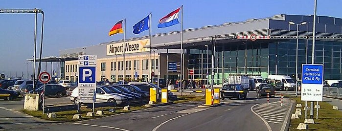 Airport Weeze (NRN) is one of Airports - Europe.
