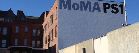 MoMA PS1 Contemporary Art Center is one of Museum Nerds Museum Picks.
