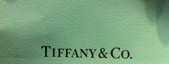 Tiffany & Co. is one of Kevin'in Beğendiği Mekanlar.