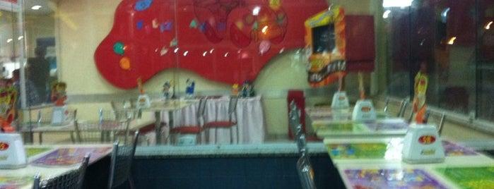 Habib's is one of ABC Paulista, etc..