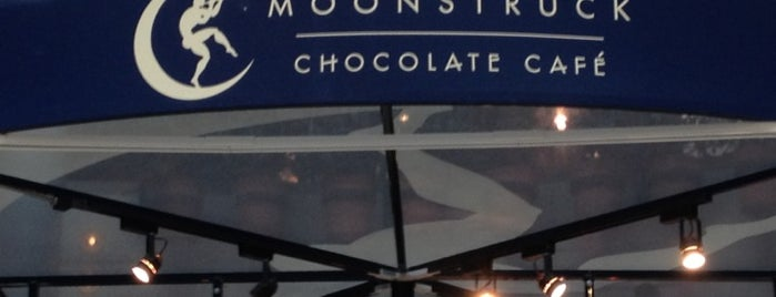 Moonstruck Chocolate Cafe is one of PDX.