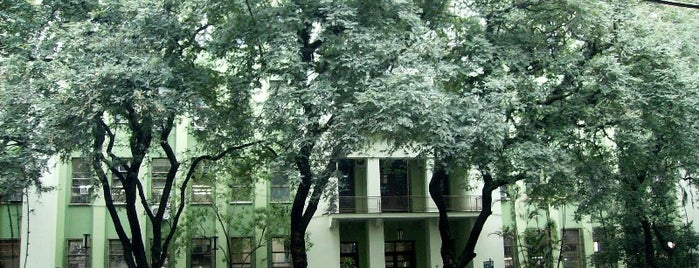 Faculdade de Ciências Econômicas (FCE) is one of Lugares guardados de Neuzinha.