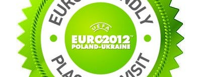 Кушавель is one of EURO 2012 FRIENDLY PLACES.
