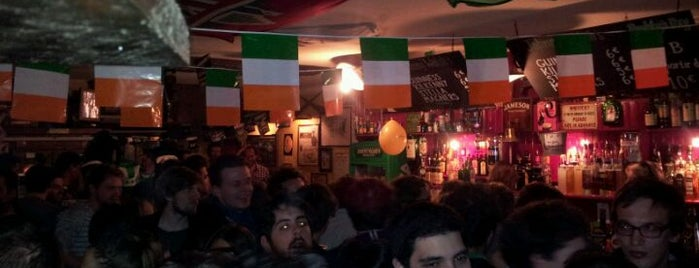 Johnny Walsh's is one of Where to go in Lyon, France.