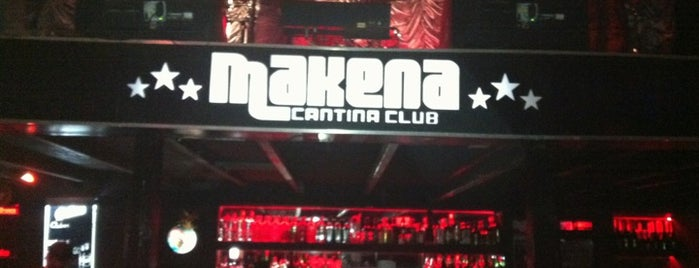 Makena Cantina Club is one of Bares de Buenos Aires.
