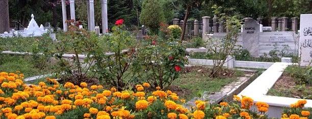Karacaahmet Mezarlığı is one of Turkey Recs.