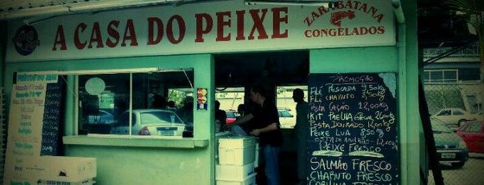 A Casa do Peixe is one of Locais curtidos por Jacson.
