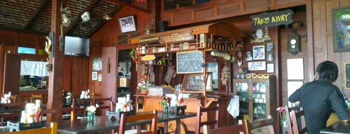 Sawasdee Restaurant & Bar is one of Phuket.