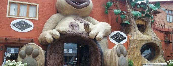 Chocolate Lugano is one of Orte, die Elis gefallen.