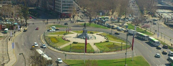 Plaza Baquedano is one of Chile - 2017.