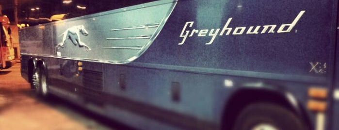 Greyhound Bus Lines is one of Favs.