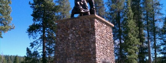 Donner Memorial State Park is one of Historic America.