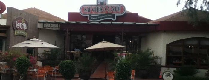 Mi Viejo Café is one of สถานที่ที่ Luis Felipe ถูกใจ.