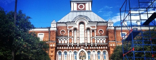 Троице-Сергиева Пустынь is one of Православный Петербург/Orthodox Church in St. Pete.