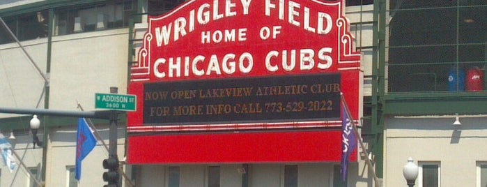 Wrigley Field is one of 2013 Illinois-Missouri.