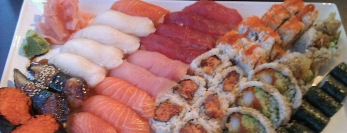 Sushi Sai is one of Places I Need To Visit Or Go Back To.