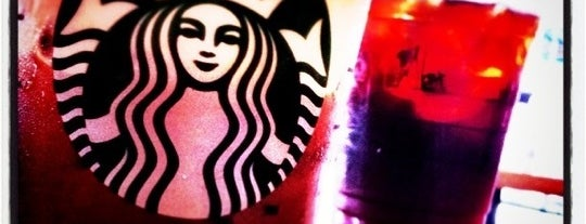 Starbucks is one of Zone C.