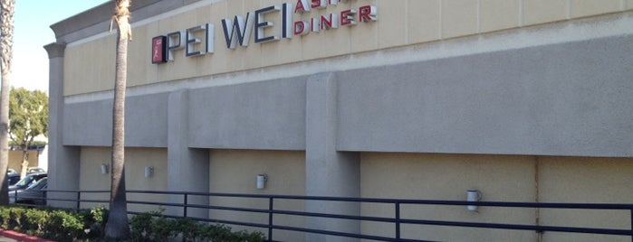 Pei Wei is one of Lugares favoritos de Rosana.