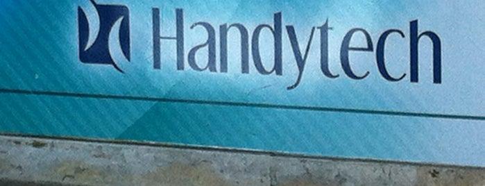 Handytech - Distribuidor Informatica is one of Infoware.