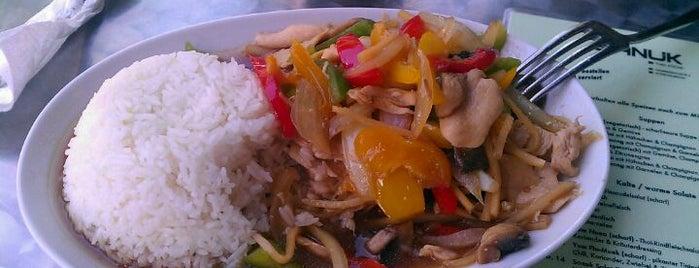 Sanuk Thaiküche is one of Lieblingsrestaurants.