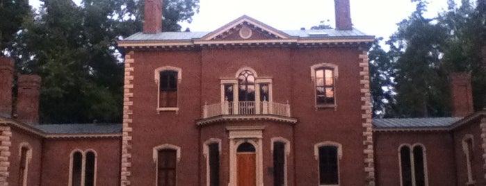 Ashland: The Henry Clay Estate is one of Lugares favoritos de Hannah.