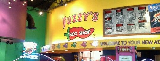 Fuzzy's Taco Shop is one of okc.