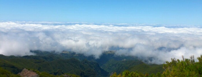 Pico Ruivo is one of Madeira.