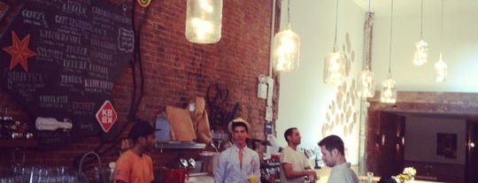 61 Local is one of coffee nyc.