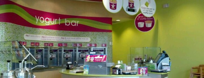 Menchie's is one of My Boca Spots.