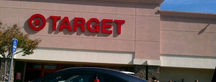 Target is one of Dan 님이 좋아한 장소.