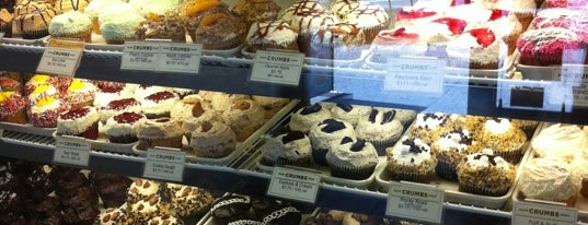 Crumbs Bake Shop is one of Cupcakes In New York City.