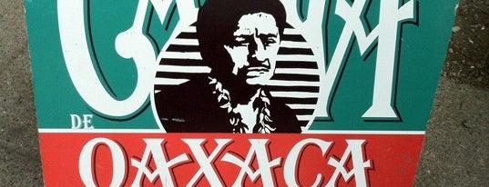 La Carta De Oaxaca is one of Seattle Met's Best Cheap Eats 2011.