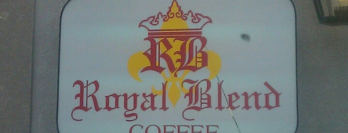 Royal Blend is one of Coffee shops.