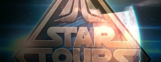 Star Tours - The Adventures Continue is one of My BEST of the BEST!.