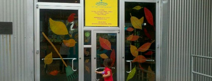 Children's Museum of the Lowcountry is one of Charleston, SC.