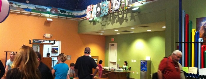 Children's Science Explorium is one of South Florida Kids.