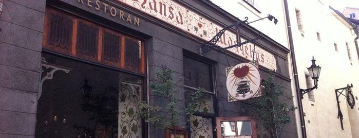 Must-visit Bars in Tallinn