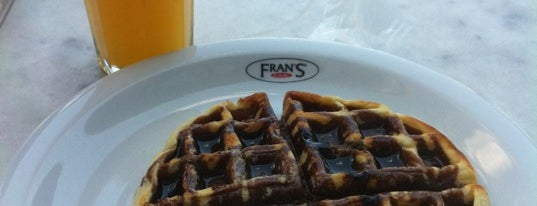 Fran's Café is one of Goiania's Best Spots.
